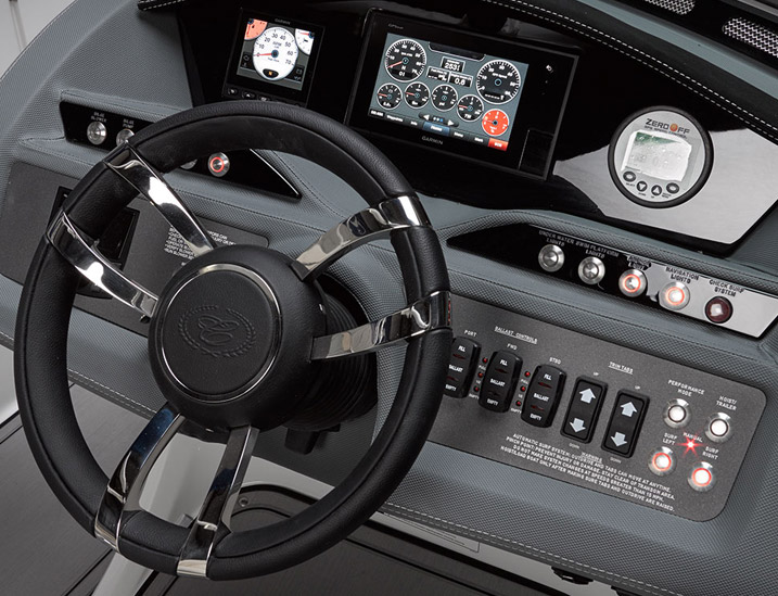 Surf Helm & Controls