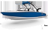 Cobalt Surf Series CS23 Marine Blue Rendering